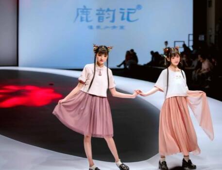 【优酷视频】鹿韵记:于广东时装周举办汉元素的盛宴